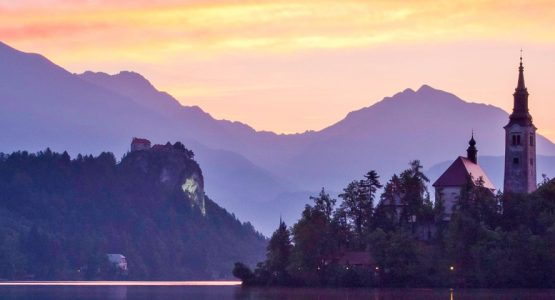 The Best Walks in Slovenia
