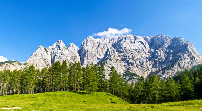 The Best Walks in Slovenia