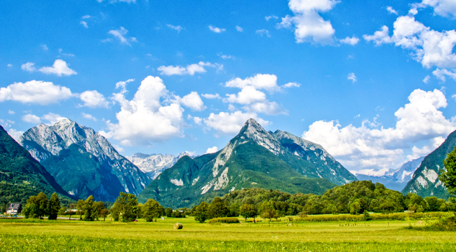 Discover Slovenian Alps Hiking Tour