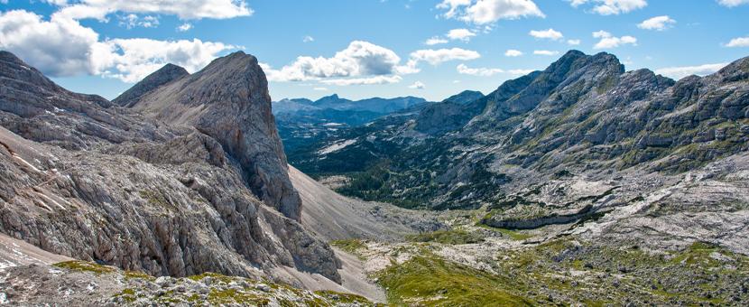 Julian Alps Hut-to-Hut Trek