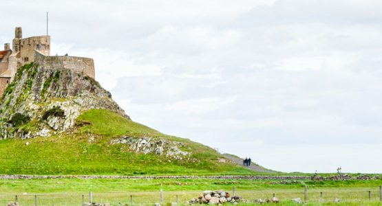 Northumberland and the Lake District Walking