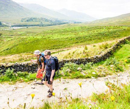 West Highland Way Walking Tour
