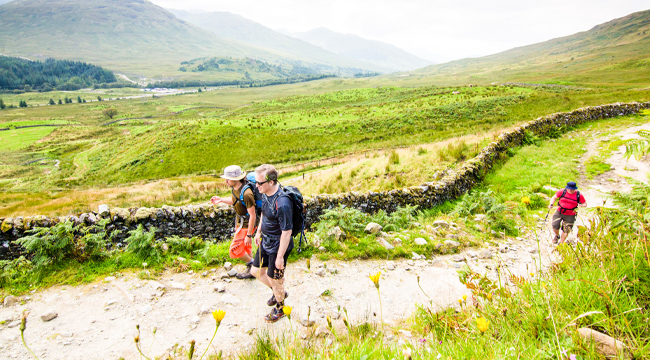 West Highland Way Walking Tour