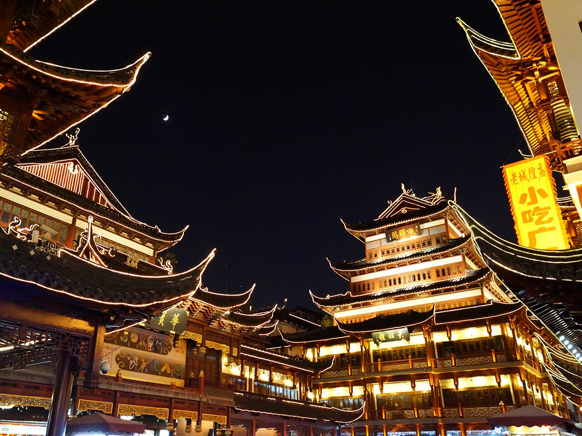 Shanghai is a wonderful city that is included in China Tibet Encompassed Tour