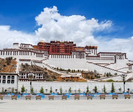 China Adventure Travel - China Tibet Encompassed