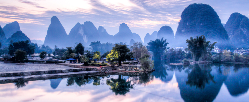 China Adventure Travel - China by Bike and Backroads to Guilin