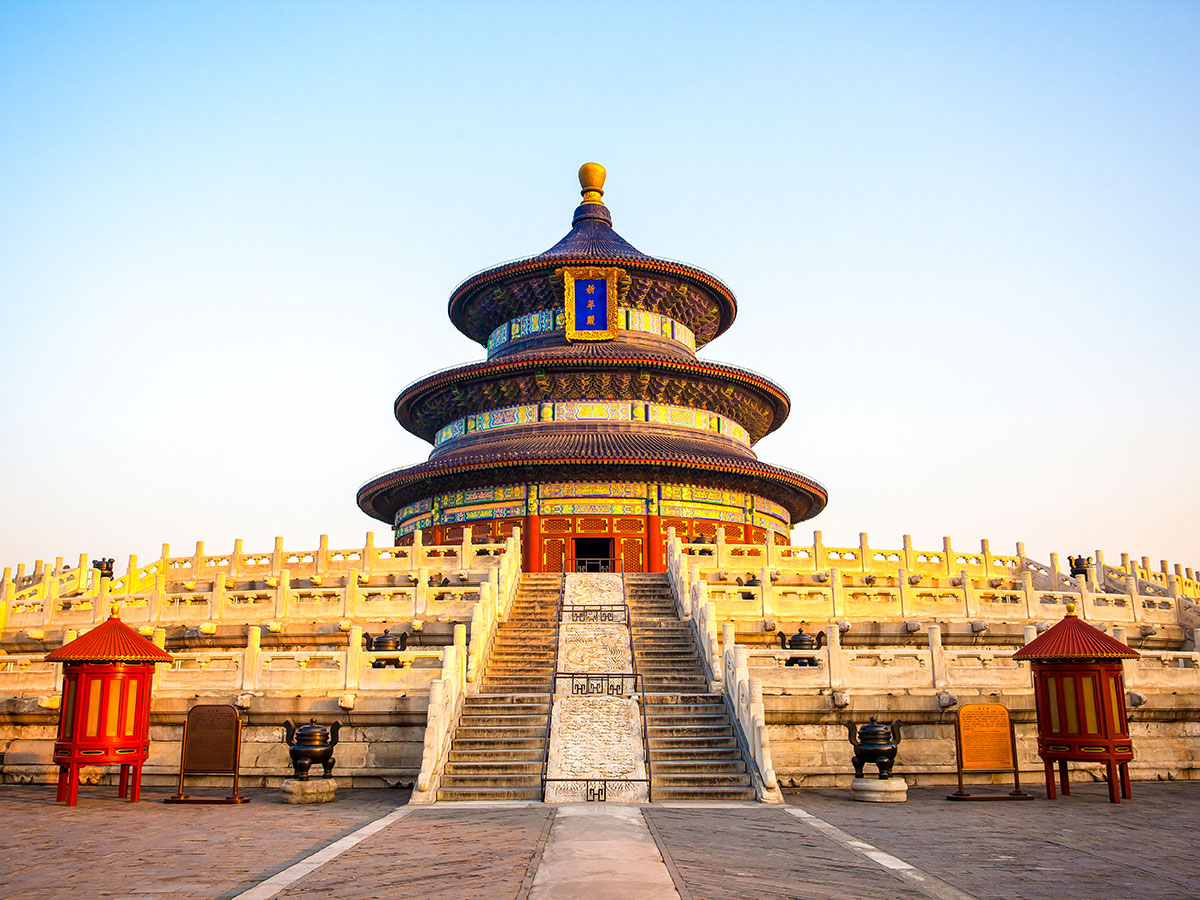 Discover China Tour includes visiting the highlights of Beijing