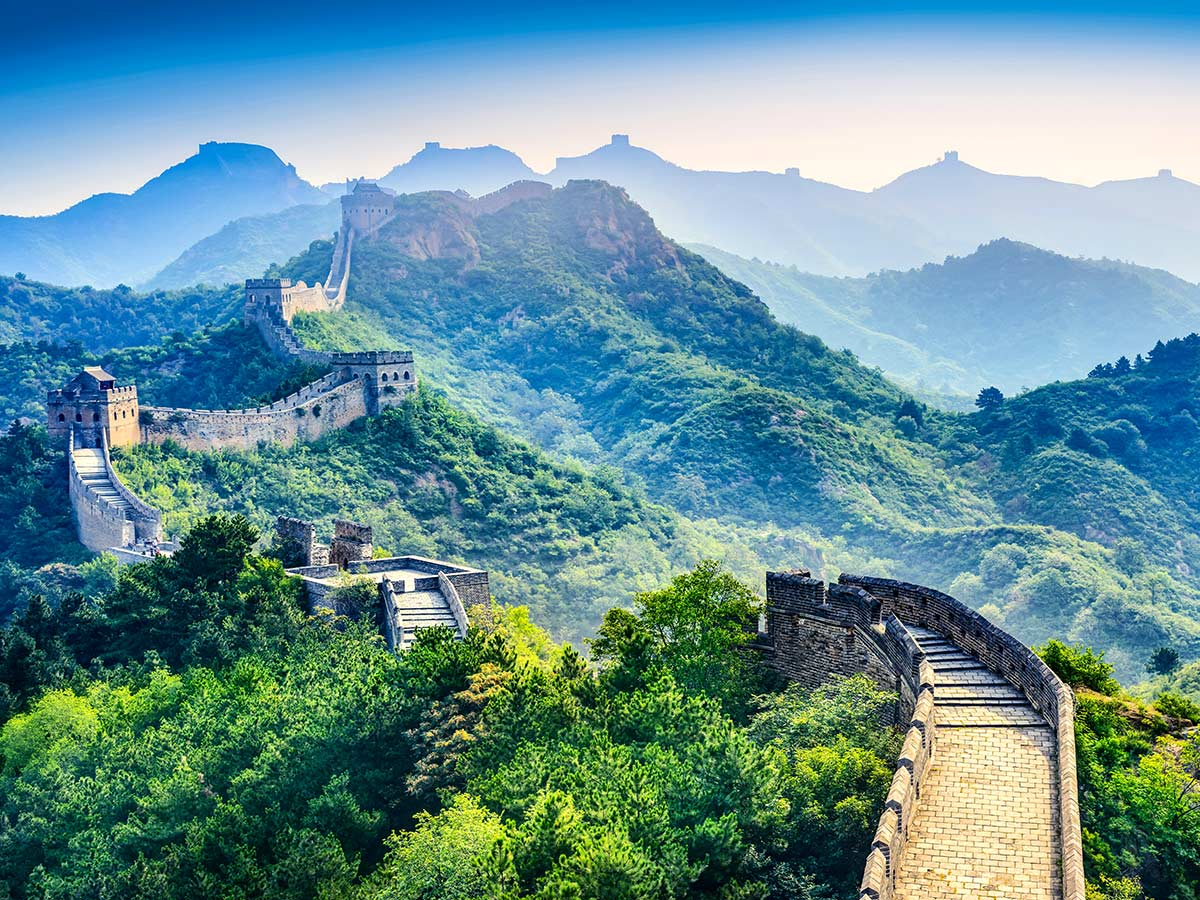 Discover China Tour includes visiting the highlight of the trip the Great Wall