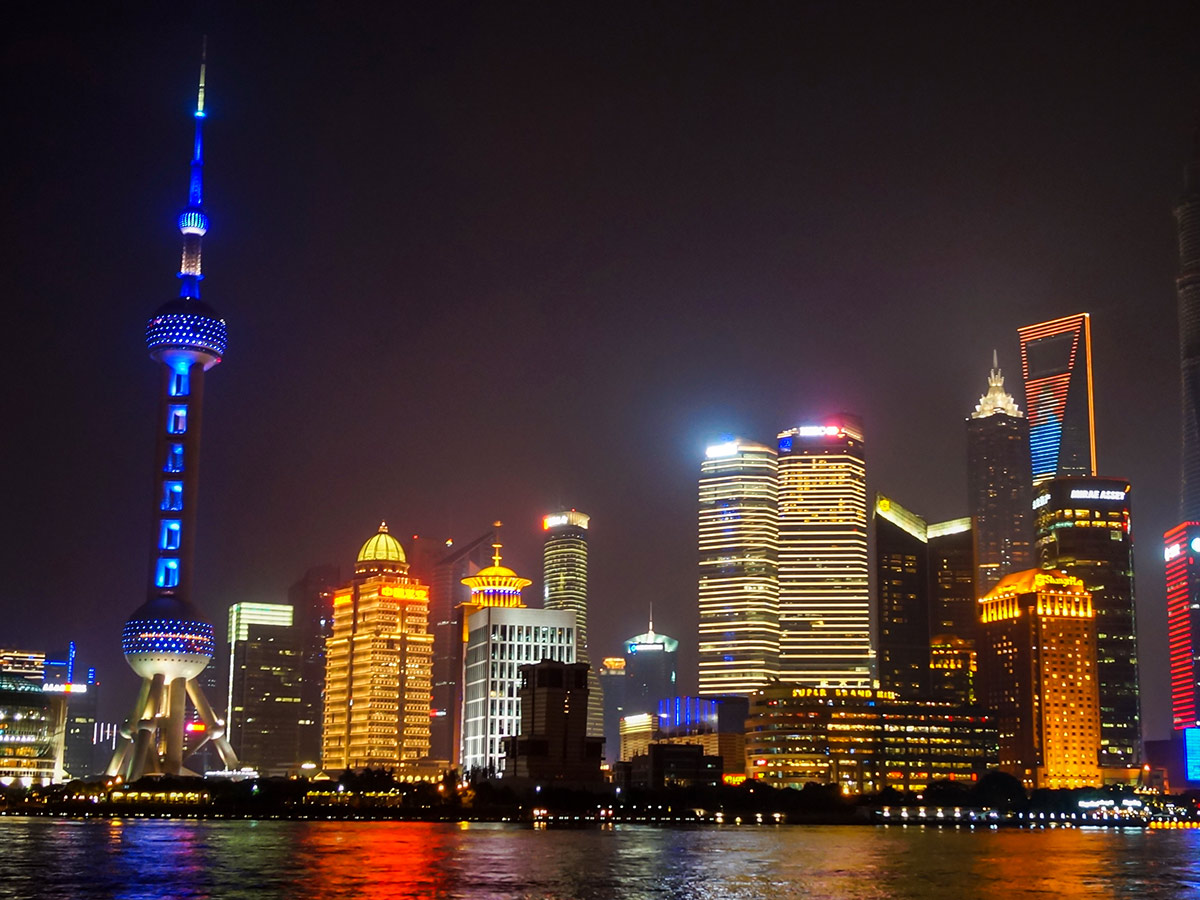 The City of Shanghai is a must see in China and is included in Discover China Tour