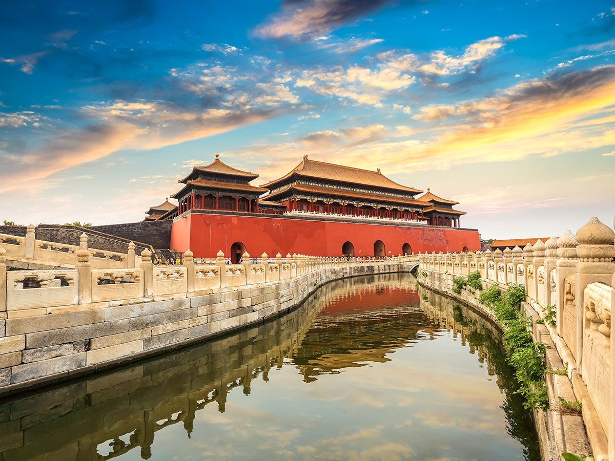 Visiting Beijing is included in Wild China Tour
