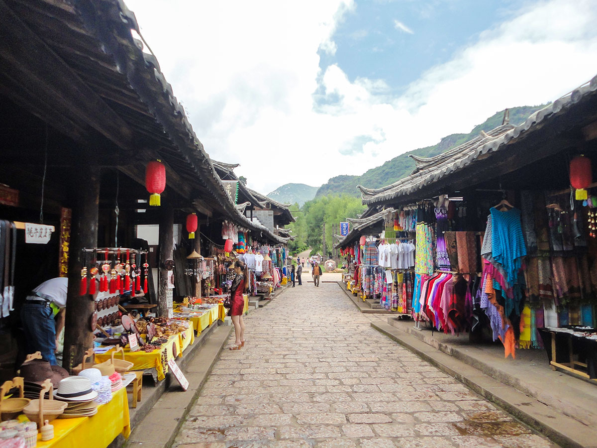 Wild China Tour includes visiting Lijiang
