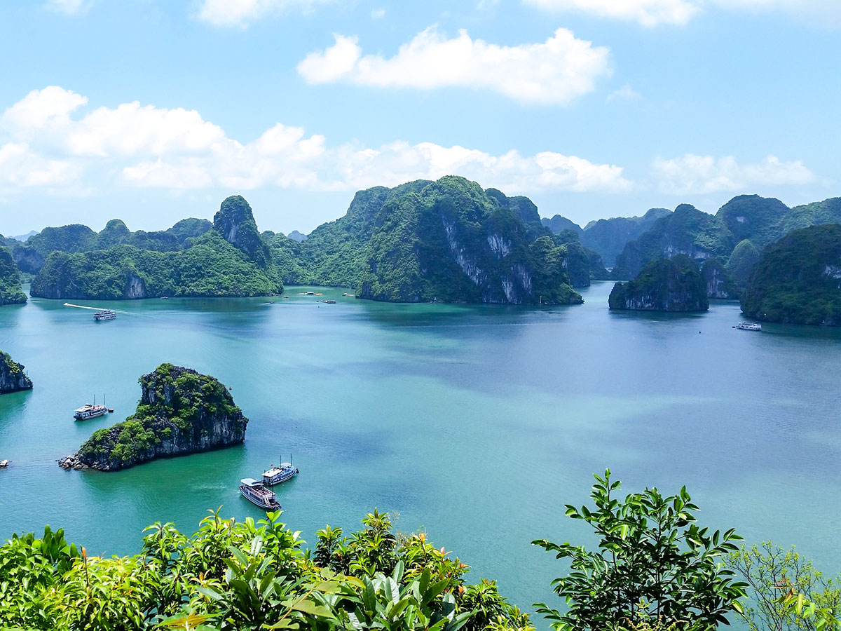 Vietnam Natural Treasure Tour is the best way to see the most important nature sigths in Vietnam