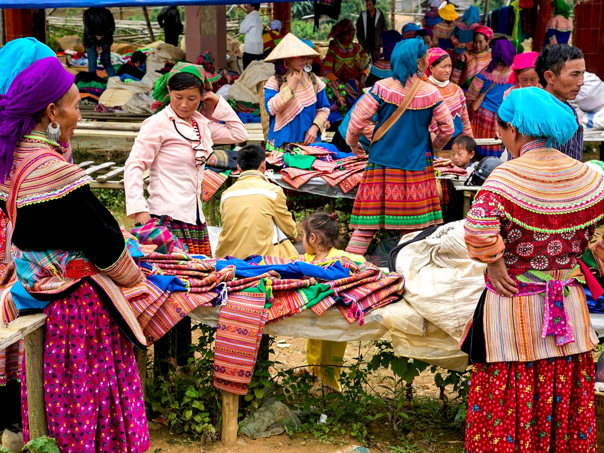 North Vietnam Mountain Trek is an adventure that includes visiting Hanoi