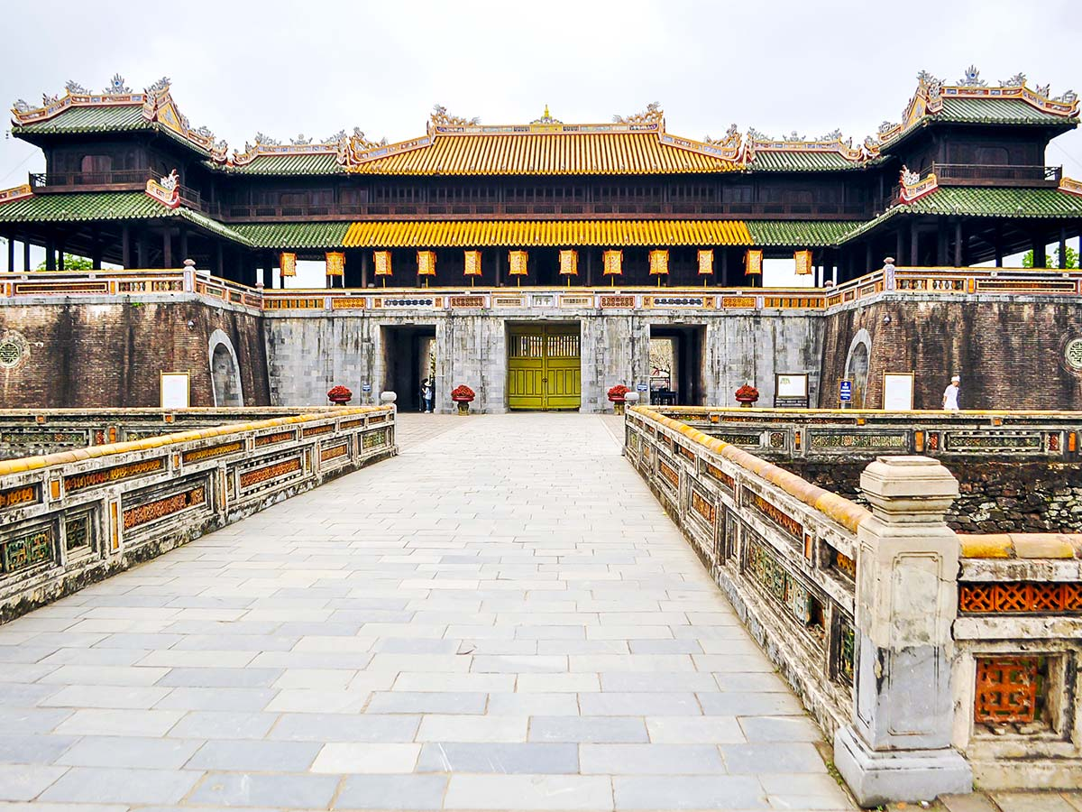 The Majestic Beauty of Indochina Tour is the way to see the architecture higlights