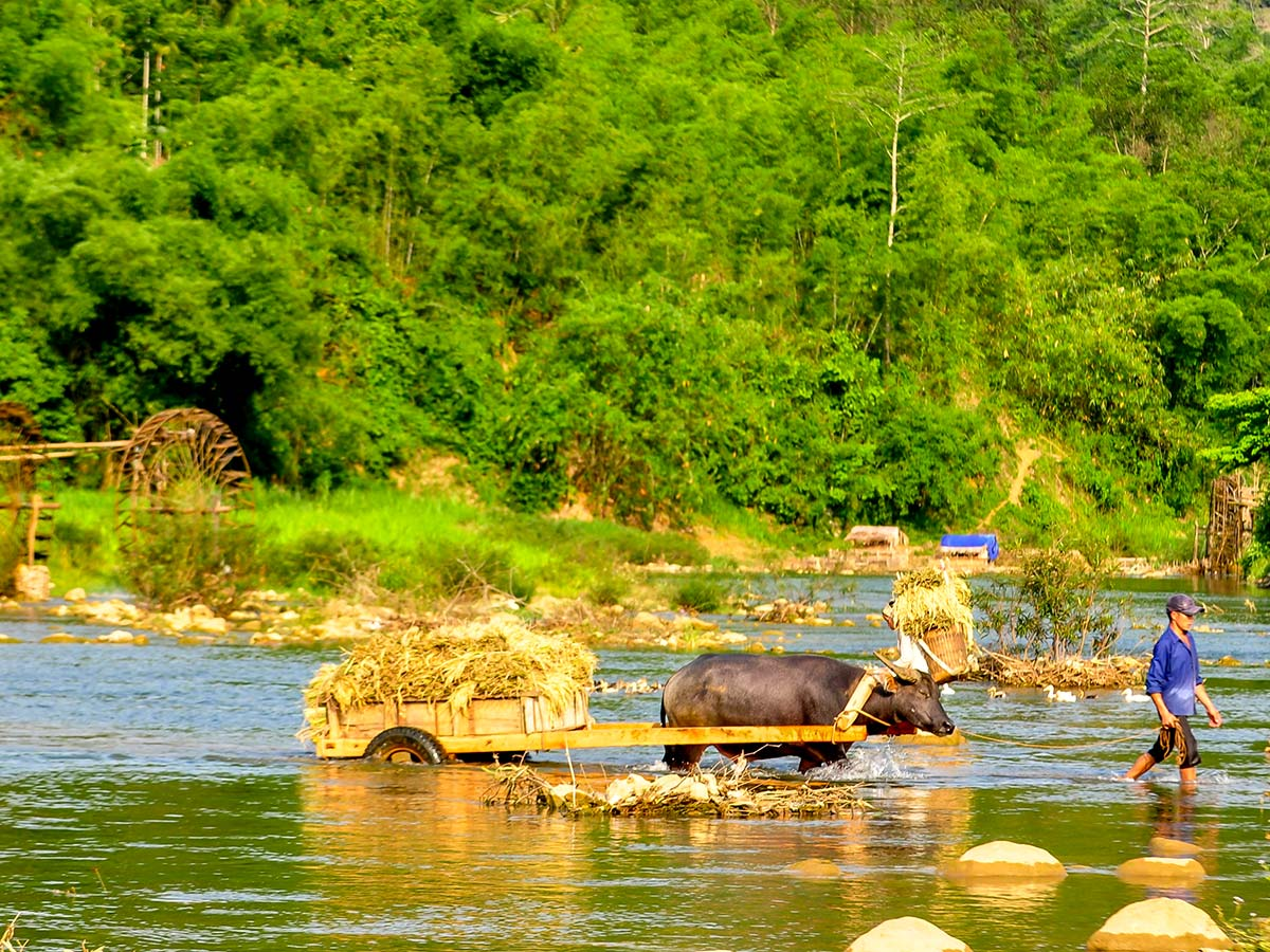 The Majestic Beauty of Indochina Tour includes visiting Pu Luong