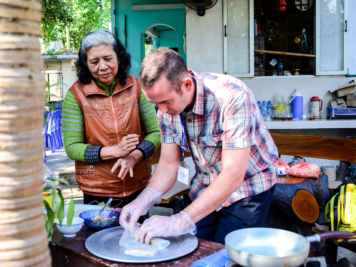 Vietnam Life and Cuisine Tour includes Hanoi City Tour