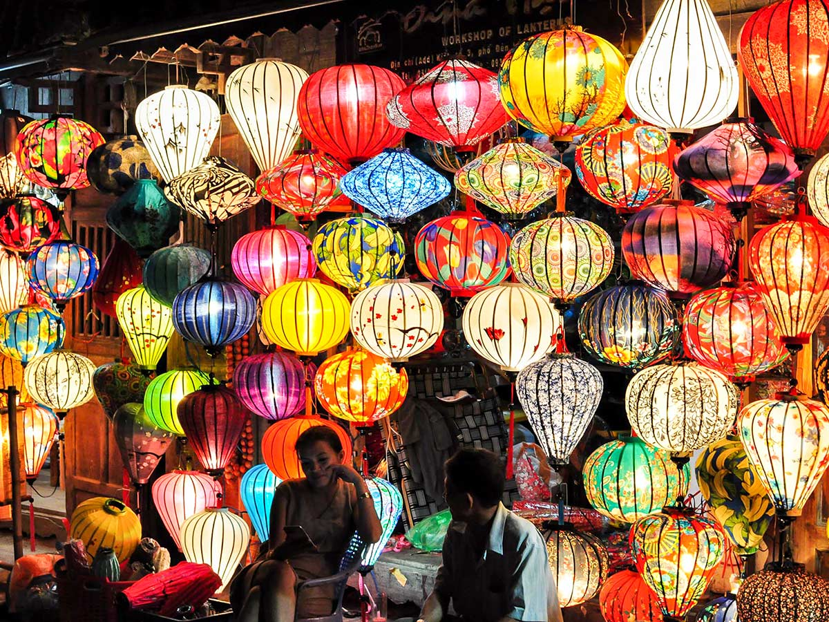 Vietnam Life and Cuisine Tour includes visiting Hoi An