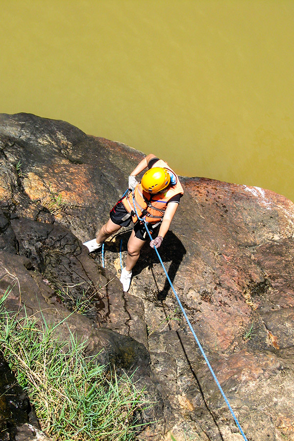 Vietnam Tropical Journey Tour includes kayoning in Dalat