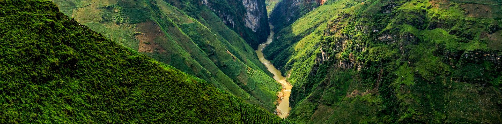 Vietnam Mountain Biking Tour
