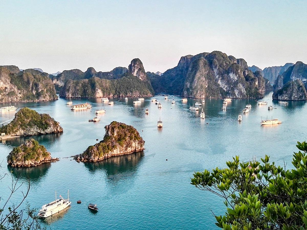 Seen on Best of Vietnam Trekking and Cruising Tour in Vietnam