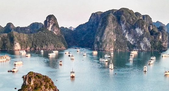 Northern Vietnam Trekking & Halong Bay