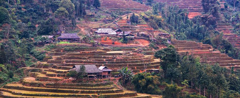 Footprints Vietnam Trek Vietnam's Most Northern Mountains