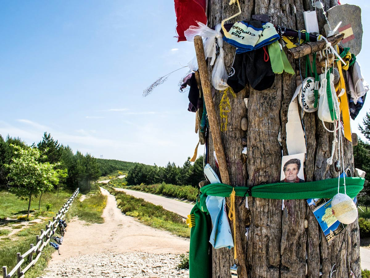 Camino de Santiago has a deep spiritual meaning for people completing it