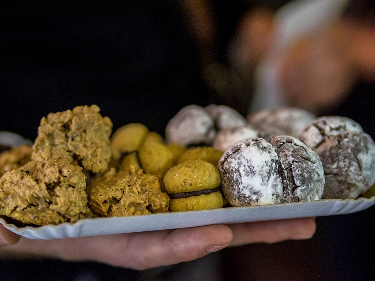 Italian treats that you can taste on Biking in Piedmonte Tour