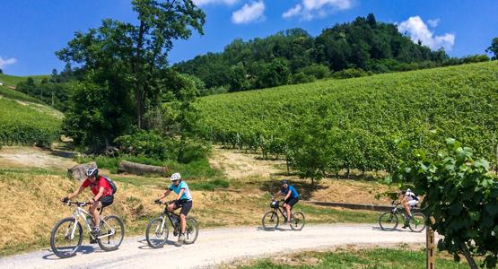 Meet Piedmonte Italy Cycling in Piedmonte