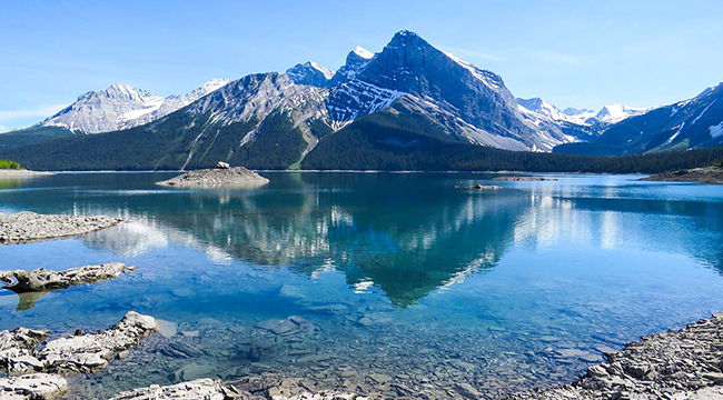 Canada tours 12 day rockies