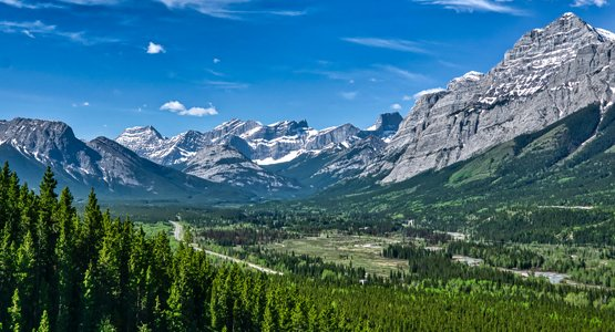 Canada tours 6 day rockies