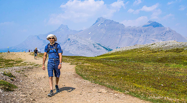 Banff Yoho hiking tour