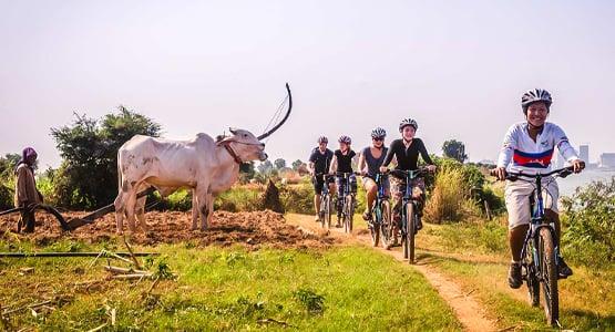 Backroads Biking in Cambodia