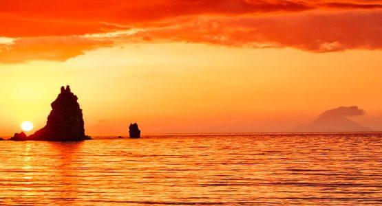 Aeolian Islands Etna