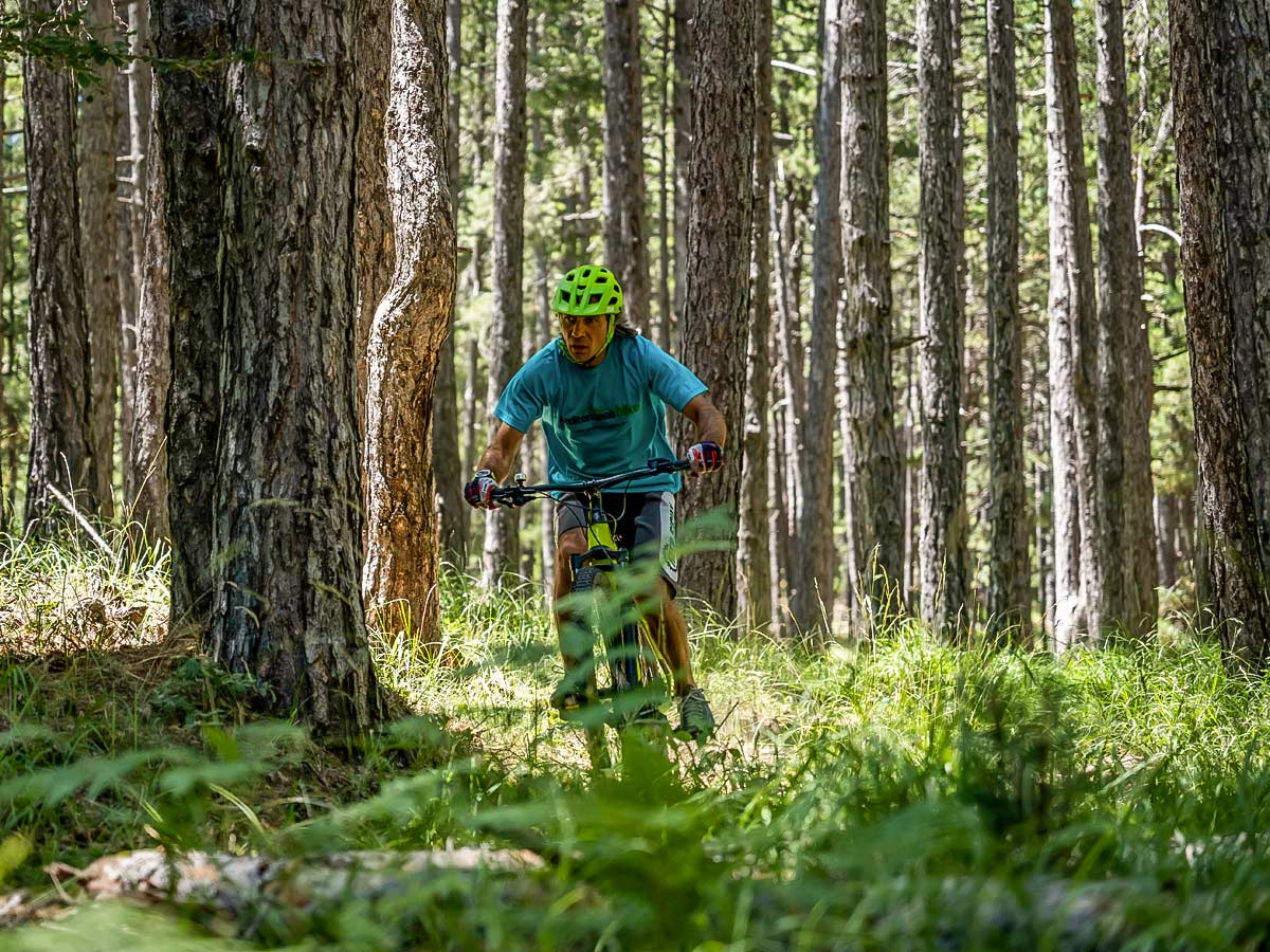 Biking in Sicily tour is a wonderful adventure that rewards with exciting rides in the forests