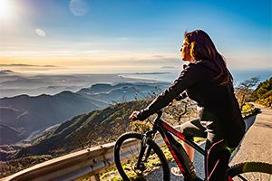 Biking in Sicily