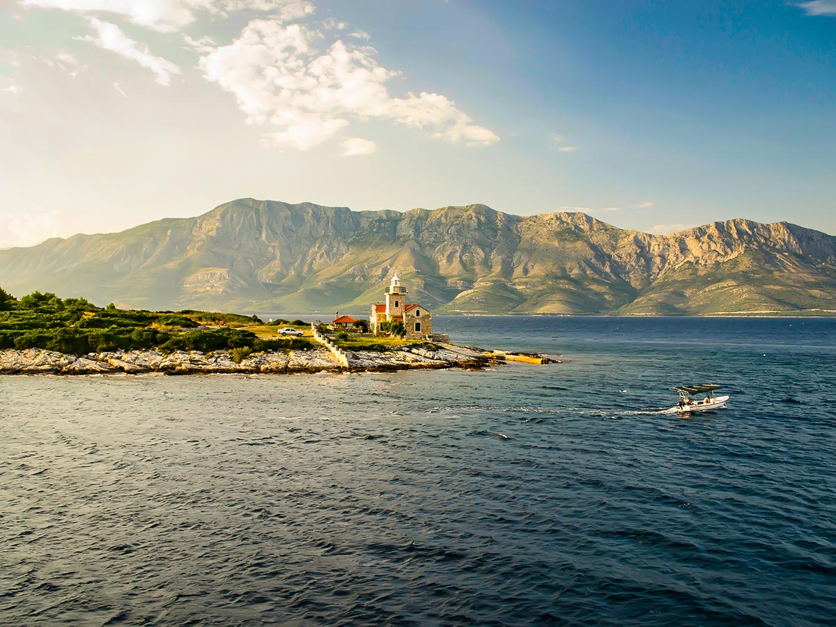 Beautiful views from 5-day Sailing Adventure in Croatia