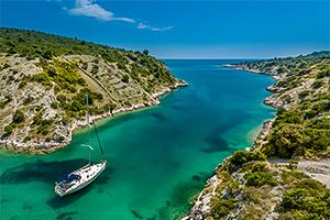 5-day sailing adventure