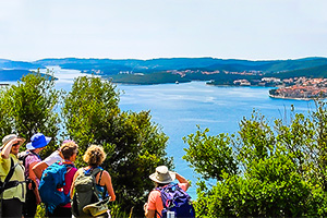 Croatian Trekking from Split to Dubrovnik