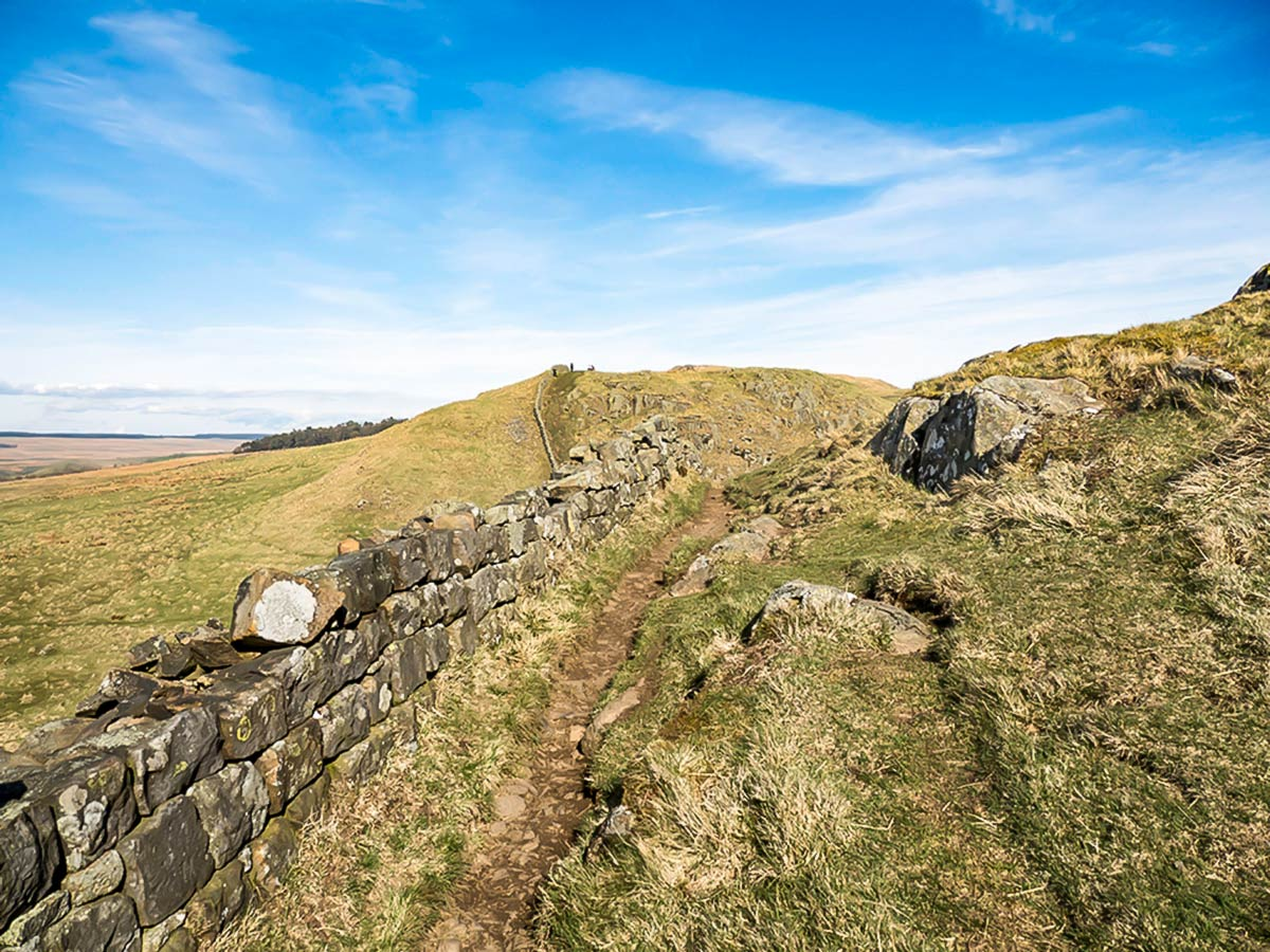 Hadrian's Wall Path is a wonderful walk in Northern England's countryside