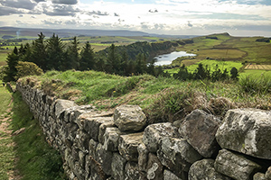 Hadrians Wall Path and Lake district