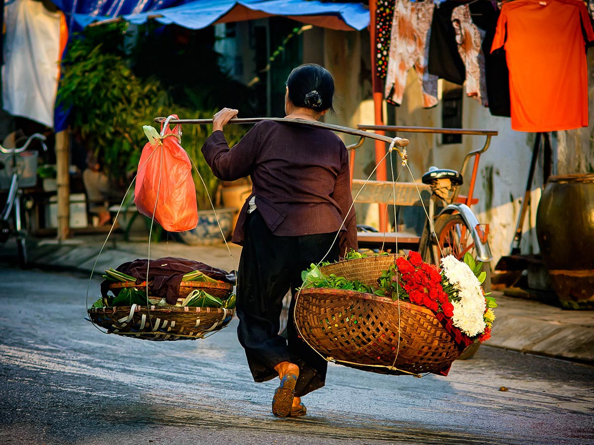 Vietnam Active Adventure Tour include visiting Hanoi