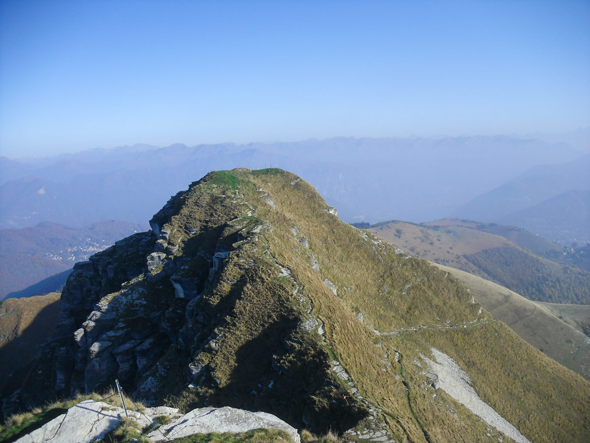 Self-guided Lombardy Como and Lugano Walk rewards with stunning views