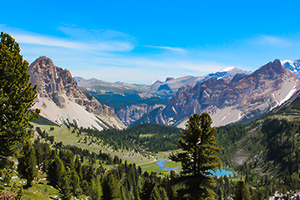 Self-guided Alto Adige Dolomites Walking Tour