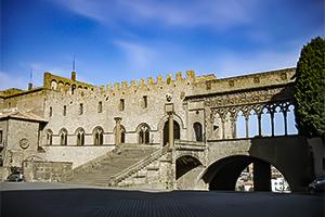 Francigena Orvieto to Rome