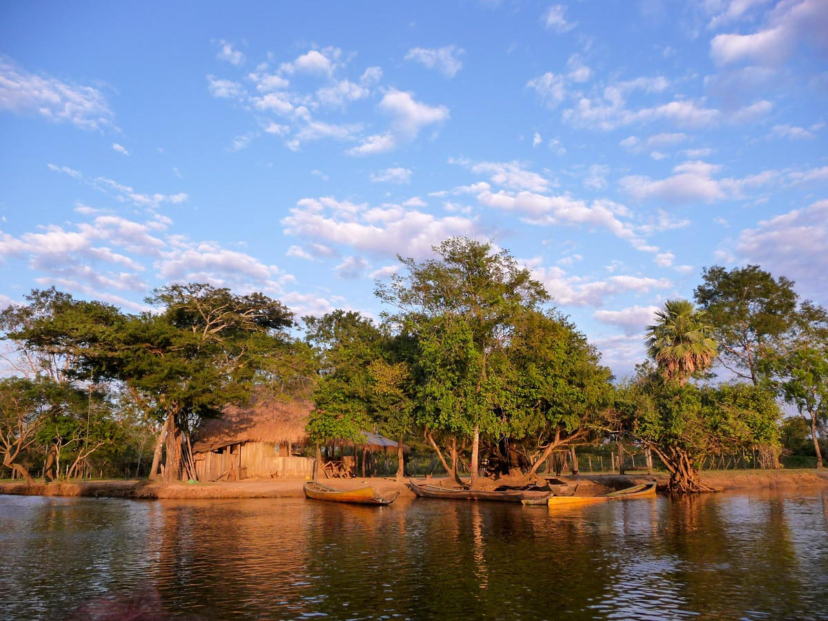 Amazonia Journey tour in Bolivia includes visiting Madidi Park