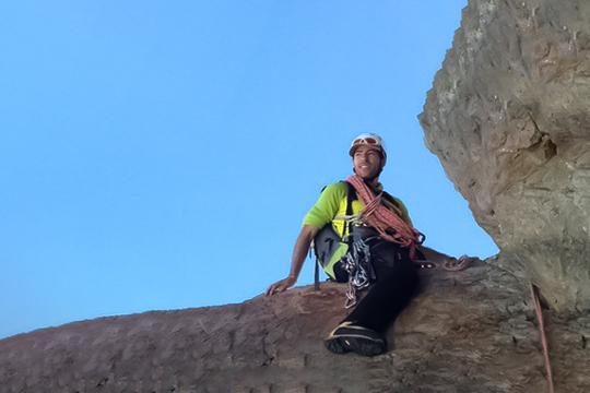 Julien, Allibert Trekking