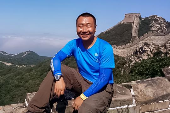 Charles, China Adventure Travel