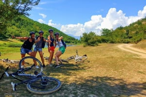 North Macedonia and Albania Cycling Tour