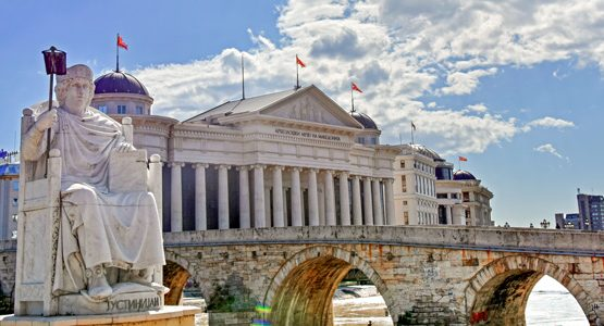 North Macedonia and Albania Cycling Tour